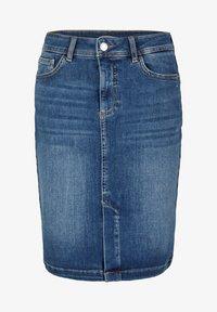 comma casual identity - Pencil skirt - blue - 5