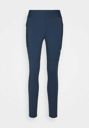 ALPHASKIN LEGGING - Leggings - crew navy