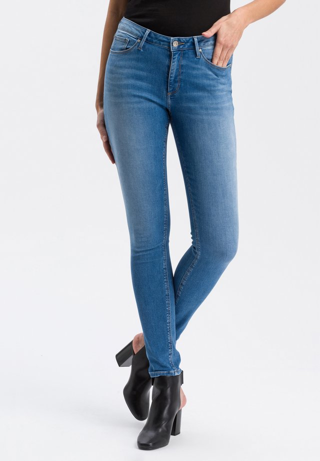 ALAN - Jeans Skinny Fit - mid-blue
