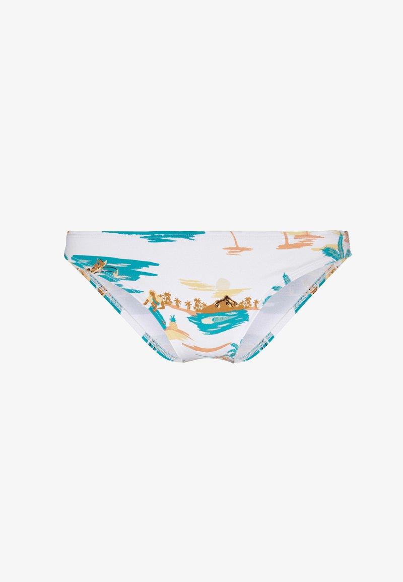 Roxy - Bikini bottoms - bright white