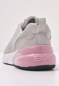 British Knights - Trainers - grey/pink - 4
