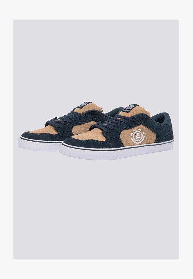HEATLEY  - Sneakers laag - navy breen