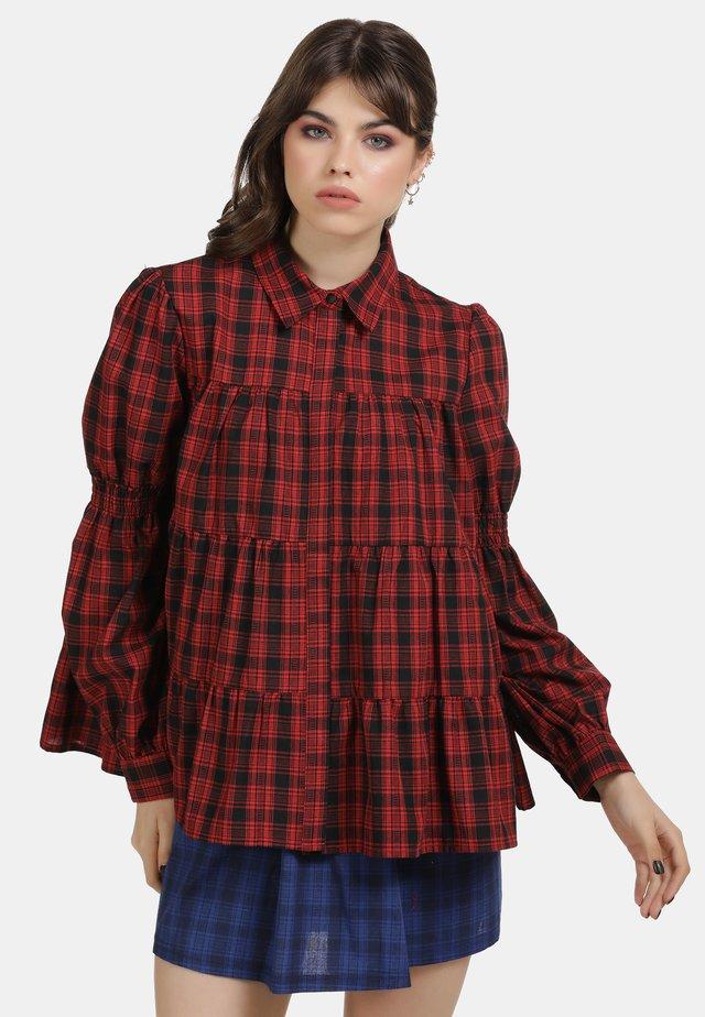 Camicia - rot