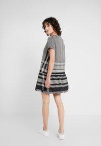 CECILIE copenhagen - DRESS - Day dress - black/stone - 2