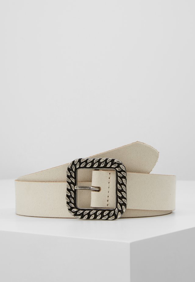 Cinturón - beige