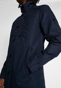 G-Star - SCUTAR HALF LINED - Trench - mazarine blue - 3