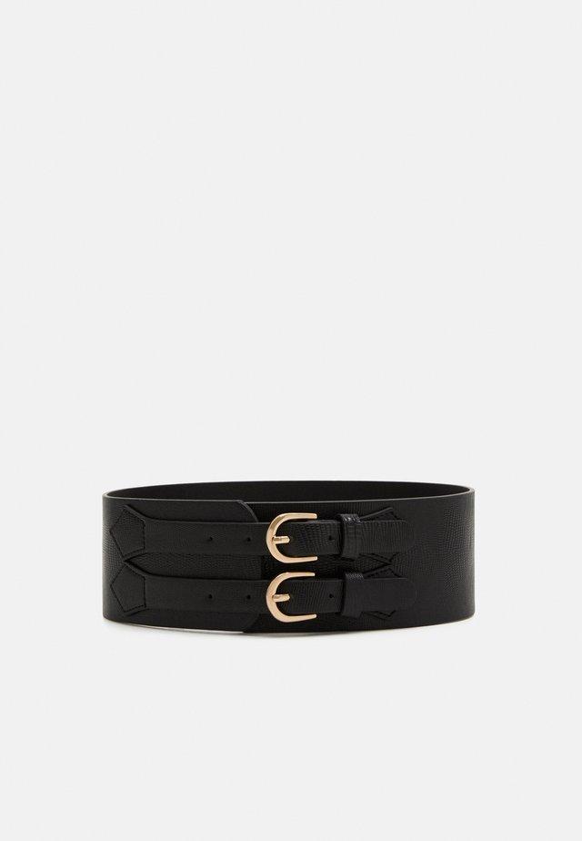 PCWILLA WAISTBELT - Waist belt - black