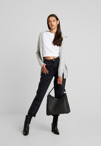 Vero Moda - VMMURE - Cardigan - light grey melange - 1