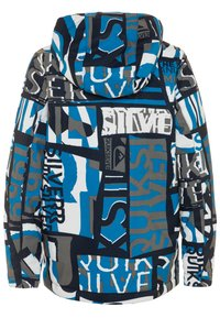 Quiksilver - MISSION - Snowboardová bunda - brilliant blue - 1