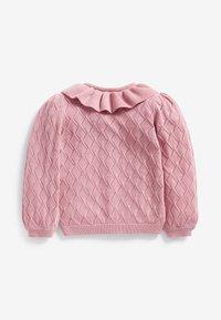 Next - Vest - pink - 1