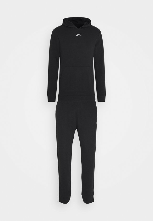 VECTOR TRACKSUIT - Tracksuit - black