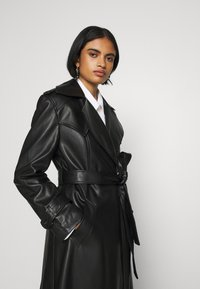 Gina Tricot - NORA COAT - Trenchcoat - black - 3