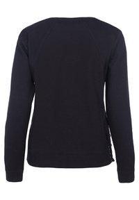 S'questo - Sweatshirt - black - 1