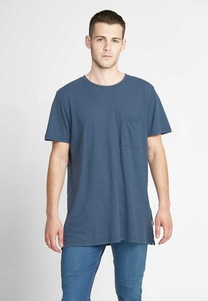 T-shirt basic - blue dusk