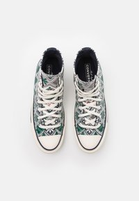 Converse - CHUCK TAYLOR ALL STAR 70 UNISEX - High-top trainers - ash stone/egret/obsidian - 3