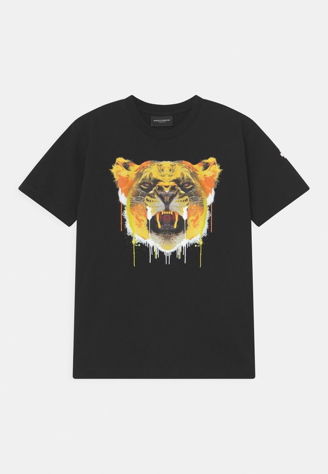 TIGER - T-Shirt print - black