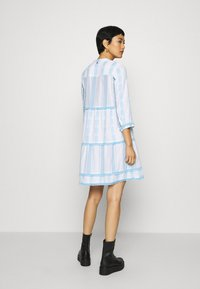 Rich & Royal - DRESS EMBROIDERED - Day dress - capri blue - 2