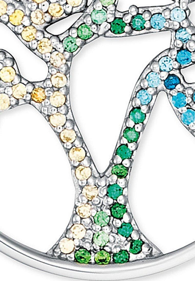 Engelsrufer Damen-kette Kette Lebensbaum Multicolor 925er Silber - Halskette