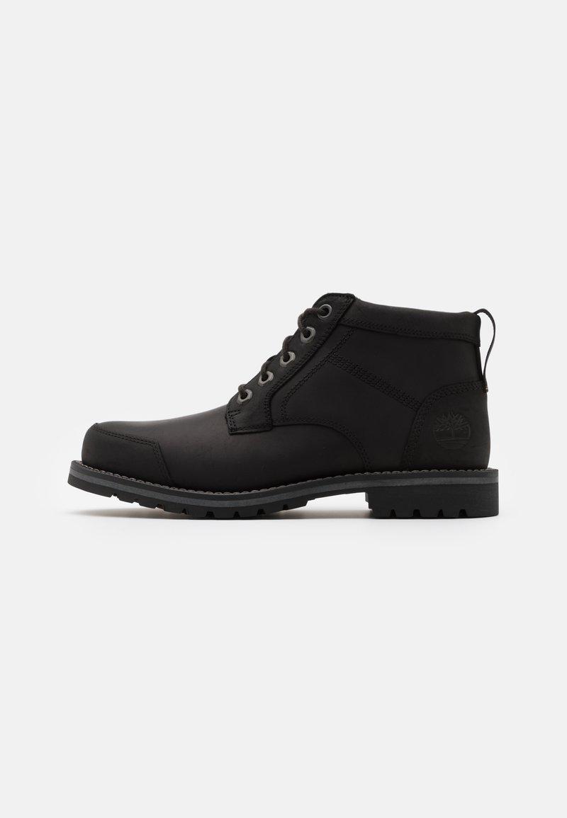 Timberland - LARCHMONT CHUKKA - Lace-up ankle boots - black