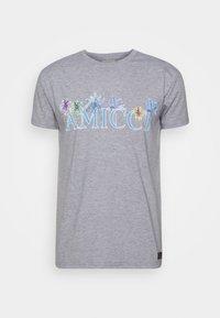 AMICCI - FLORENCE - Print T-shirt - grey - 3