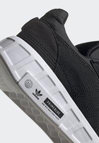adidas Originals - GEODIVER - Trainers - core black/core black/ftwr white - 9