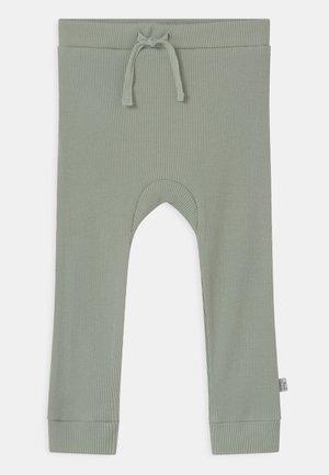 LILO UNISEX - Trousers - dusty jade