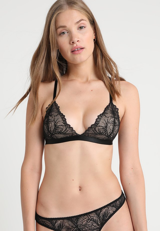 LIMA BRA - Triangel-BH - black