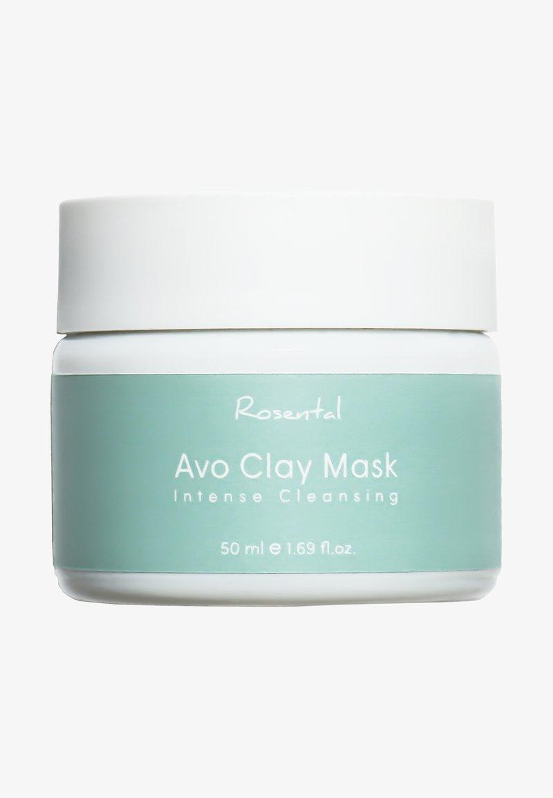 Rosental Organics - AVO CLAY MASK - Face mask - green