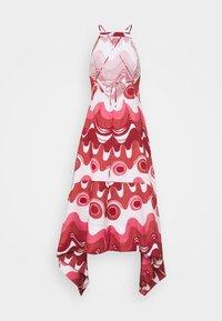 Cult Gaia - TAMEKA DRESS - Maxi dress - dark red - 6
