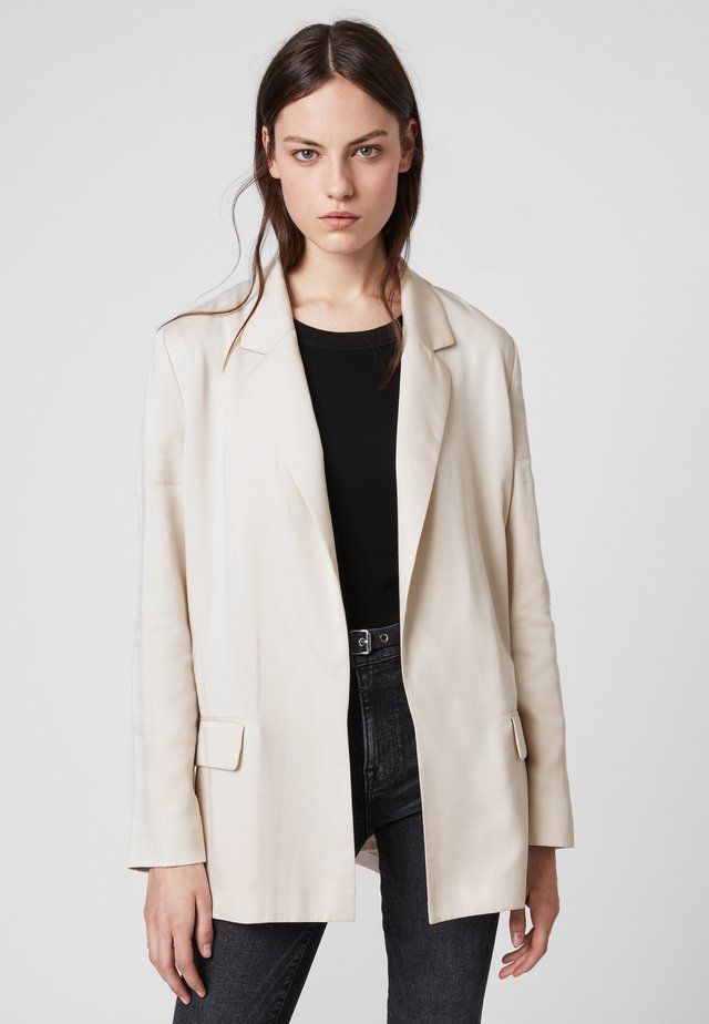 ALVA  - Short coat - white