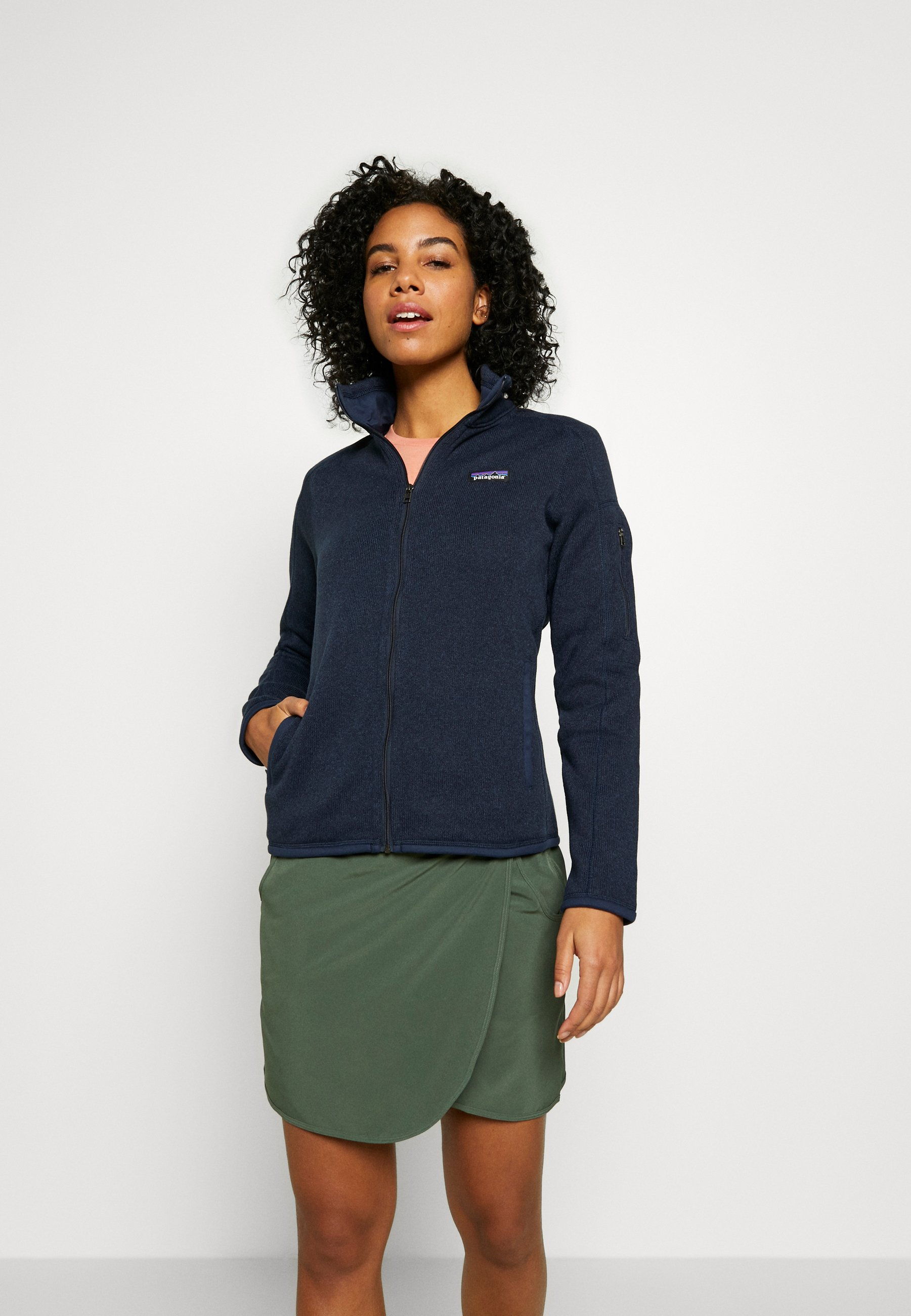 Donna BETTER SWEATER - Giacca in pile
