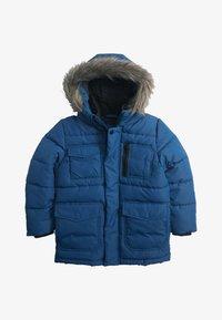 Next - LONGLINE - Winter jacket - blue - 0