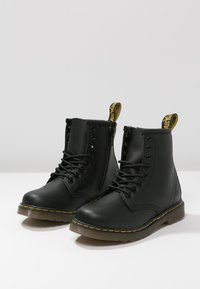 Dr. Martens - 1460 J Softy - Lace-up ankle boots - black - 2