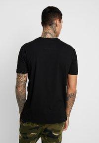 Carlo Colucci - UNISEX - Print T-shirt - schwarz - 2