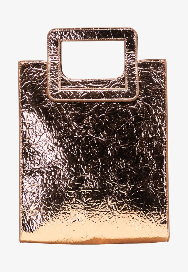 Handbag - copper