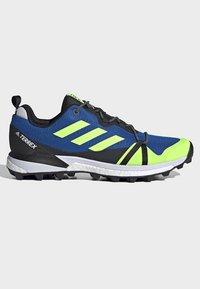 adidas Performance - TERREX SKYCHASER LT HIKING SHOES - Hiking shoes - blue - 6