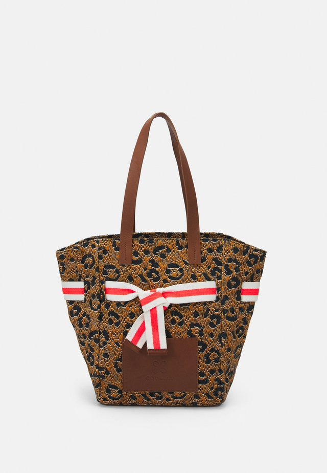 LEO HIGH - Handbag - brown