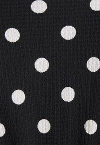 LOVE2WAIT - DRESS NURSING DOTS - Day dress - black - 2