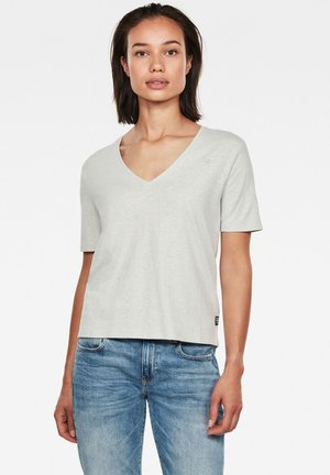 OVVELA - Basic T-shirt - cool grey