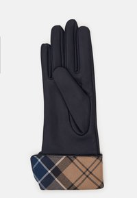 Barbour - LADY JANE GLOVES - Gloves - dark navy/tempest trench - 2