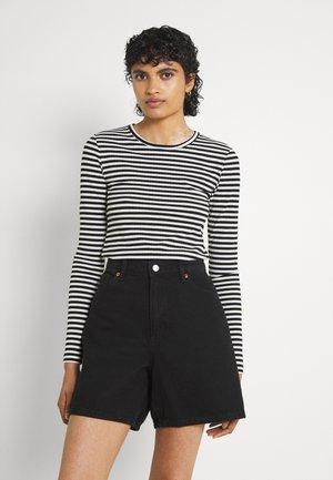 PCLAYA  - Long sleeved top - black