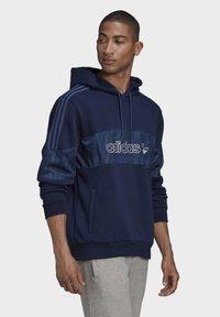 adidas Originals - BX-2O HOODIE - Hoodie - blue - 2