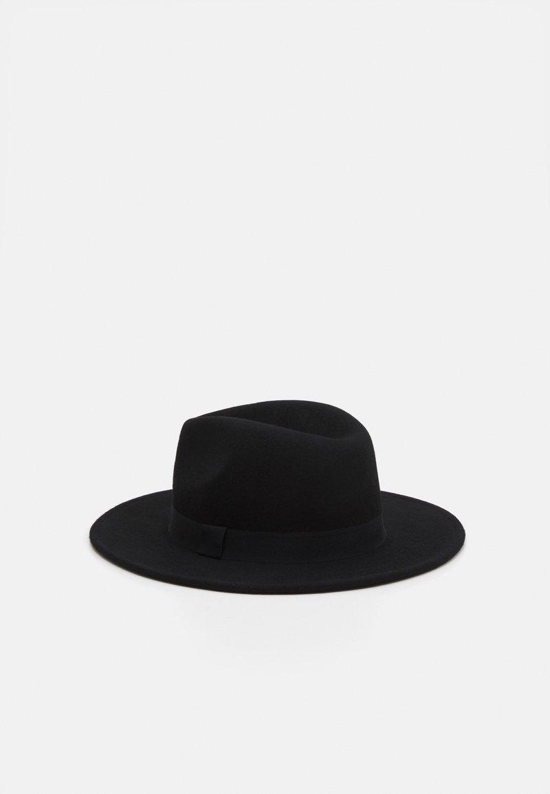 Topman - FEDORA - Sombrero - black