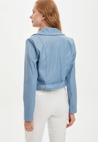 DeFacto - Light jacket - blue - 1