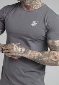 SIKSILK - NEPS TEE - T-shirt basic - grey - 4