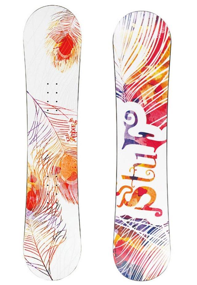 AMBER JR - Snowboarding - weiß