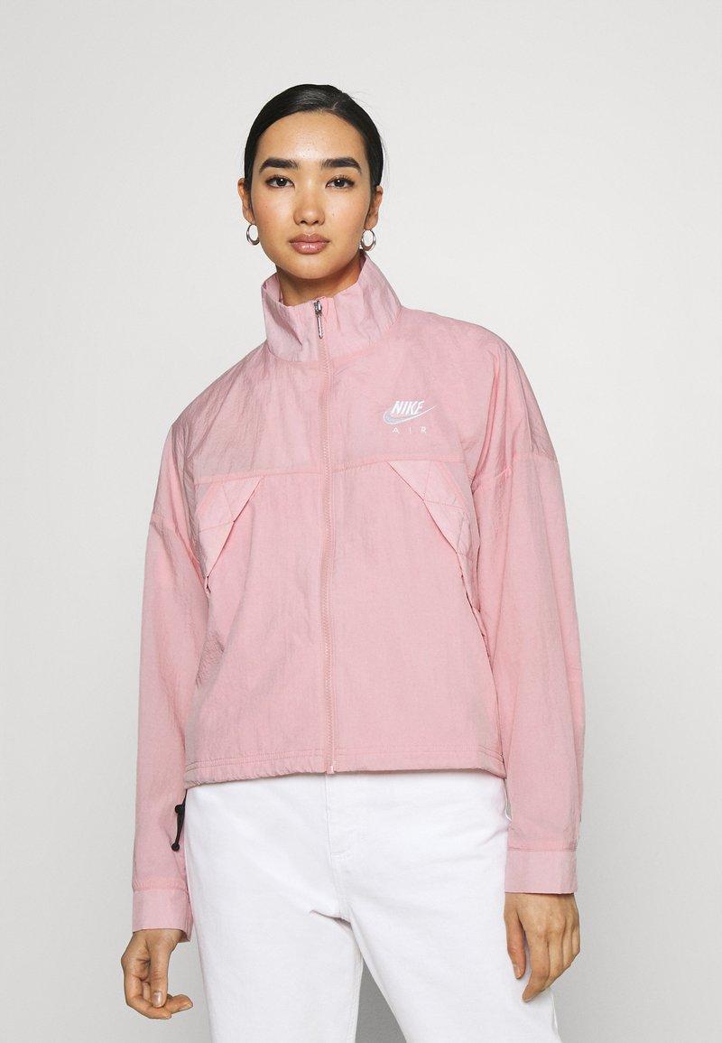 Nike Sportswear - AIR - Chaqueta de entrenamiento - pink glaze/white