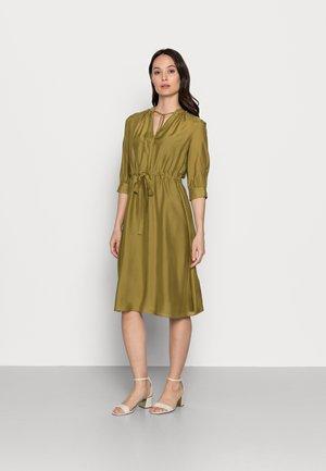 Day dress - olive
