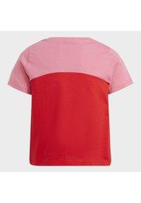 adidas Performance - Sports shirt - red - 6