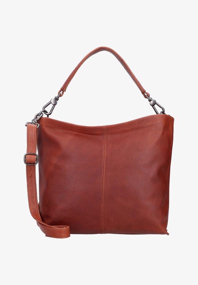DORSET - Handbag - cognac